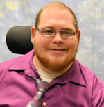 Nicolas Comstock, Member of Richland County Board of Developmental Disabilities Board